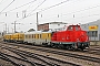 """MaK 1000212 - DB Netz """"714 101"""" 17.02.2015 - Trier, HauptbahnhofLeo Stoffel"""