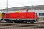 "MaK 1000212 - DB Netz ""714 101"" 17.02.2015 Trier,Hauptbahnhof [D] Leo Stoffel"