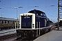 """MaK 1000212 - DB """"212 076-4"""" 26.07.1983 - HannoverHelge Deutgen"""