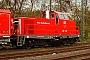 """MaK 1000212 - DB Netz """"714 101"""" 11.11.2015 - Minden (Westfalen), FTZKlaus Görs"""