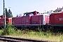 "MaK 1000219 - DB AG ""212 083-0"" 25.08.2001 Kempten,Güterbahnhof [D] Frank Weimer"