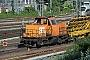 "MaK 1000219 - BBL Logistik ""BBL 05"" 07.06.2015 Hamburg,Hauptbahnhof [D] Nahne Johannsen"