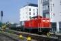 """MaK 1000220 - DBK """"212 084-8"""" 13.05.2006 Friedrichshafen,Bahnhof [D] Alexander Bückle"""