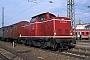 """MaK 1000220 - DBK """"212 084-8"""" 24.09.2009 - Ansbach, BahnhofMarkus Lohneisen"""