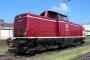 """MaK 1000225 - EfW """"212 089-7"""" 25.04.2004 Worms,Hafenbahn [D] Wolfgang Mauser"""