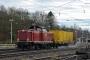 """MaK 1000225 - NbE """"212 089-7"""" 08.12.2006 - Nidderau, BahnhofAlbert Hitfield"""