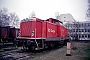 """MaK 1000227 - DB AG """"212 091-3"""" 16.03.2002 - Braunschweig, BahnbetriebswerkErnst Lauer"""