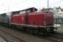 """MaK 1000227 - VEB """"V 100 2091"""" 31.10.2004 Solingen-Ohligs,Bahnhof [D] Marcus Fey"""