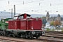 """MaK 1000227 - VEB """"V 100 2091"""" 28.10.2016 - Koblenz-EhrenbreitsteinThomas Gottschewsky"""