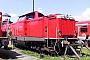 "MaK 1000229 - DB AG ""212 093-9"" 12.08.2001 - Mühldorf, BetriebshofFrank Weimer"