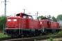 """MaK 1000229 - DB Services """"212 093-9"""" 16.09.2006 - Cottbus, AusbesserungswerkBenjamin Triebke"""