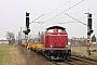 """MaK 1000229 - DB Fahrwegdienste """"212 093-9"""" 14.03.2009 - BobenheimMarc Strack"""