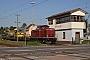 """MaK 1000229 - DB Fahrwegdienste """"212 093-9"""" 15.08.2009 - Eppingen, BahnhofPatrick Heine"""