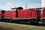 """MaK 1000229 - DB Cargo """"212 093-9"""" 23.07.2003 - Mühldorf, BetriebshofDietrich Bothe"""