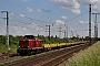 """MaK 1000229 - DB Fahrwegdienste """"212 093-9"""" 26.05.2014 - GroßkorbethaChristian Klotz"""