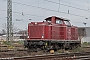 "MaK 1000229 - DB Fahrwegdienste ""212 093-9"" 11.12.2020 Krefeld-Linn [D] Rolf Alberts"