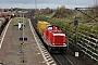 """MaK 1000230 - DB Fahrwegdienste """"212 094-7"""" 14.11.2015 - Kassel-Oberzwehren, HaltepunktChristian Klotz"""