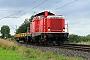 """MaK 1000230 - DB Fahrwegdienste """"212 094-7"""" 28.07.2015 Bremen-Mahndorf [D] Kurt Sattig"""