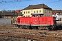 """MaK 1000230 - DB Fahrwegdienste """"212 094-7"""" 15.02.2019 Bamberg [D] Christian Klotz"""