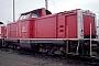 """MaK 1000231 - DB AG """"212 095-4"""" 01.10.2001 - Gießen, BahnbetriebswerkErnst Lauer"""