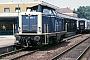 "MaK 1000231 - DB ""212 095-4"" 09.07.1987 Landau(Pfalz),Hauptbahnhof [D] Ingmar Weidig"