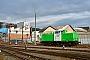 """MaK 1000231 - S-Fleet """"V100.56"""" 03.12.2020 - Goslar-Oker, BahnhofUwe Riebeck"""