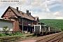 """MaK 1000234 - DB """"212 098-8"""" 08.07.1988 Heimbach(Rur),Bahnhof [D] Norbert Schmitz"""