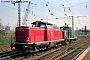 """MaK 1000237 - DB """"212 101-0"""" 16.04.1983 - Köln-Deutz, BahnhofNorbert Schmitz"""