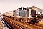 "MaK 1000240 - DB ""212 104-4"" 18.02.1983 Euskirchen,Bahnhof [D] Michael Vogel"