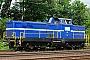 """MaK 1000245 - Rhenus Rail """"40"""" 14.06.2012 Mannheim-Käfertal [D] Harald S."""