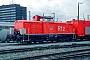 """MaK 1000282 - DB AG """"714 003-1"""" 17.05.1998 - Würzburg, BahnbetriebswerkErnst Lauer"""