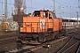 """MaK 1000284 - BBL Logistik """"BBL 15"""" 09.04.2016 Bremen,Hauptbahnhof [D] Ulrich Völz"""