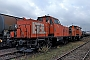"MaK 1000284 - BBL Logistik ""BBL 15"" 19.11.2018 Karlsruhe [D] Wolfgang Rudolph"