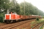 """MaK 1000286 - DB AG """"212 239-8"""" 26.08.1997 Viersen [D] Date Jan de Vries"""