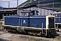 "MaK 1000286 - DB ""212 239-8"" 27.08.1985 - Bingerbrück, BahnbetriebswerkRolf Stumpf"