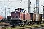 """MaK 1000287 - EfW """"212 240-6"""" 13.02.2011 - Oberhausen-WestRolf Alberts"""