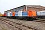 """MaK 1000289 - NBE RAIL """"212 242-2"""" 01.03.2013 - Stendal, ALSKarl Arne Richter"""