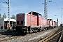 "MaK 1000289 - DB AG ""212 242-2"" 14.09.1997 Kaiserslautern,Bahnbetriebswerk [D] Ernst Lauer"