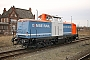 "MaK 1000289 - NBE RAIL ""212 242-2"" 31.01.2013 - RathenowRalf Baade"