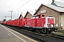 "MaK 1000291 - DB AG ""714 005"" 01.06.2012 Fulda,Hauptbahnhof [D] Leon Schrijvers"
