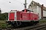 """MaK 1000291 - DB AG """"714 005"""" 12.08.2016 - WeetzenCarsten Niehoff"""