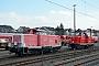 "MaK 1000291 - DB Netz ""714 005"" 19.03.2020 - FuldaPatrick Rehn"