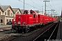 "MaK 1000292 - DB Netz ""714 110"" 25.04.2019 Fulda,Hauptbahnhof [D] Frank Weimer"