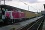 """MaK 1000293 - DB """"214 246-1"""" 10.08.1993 - Kassel, HauptbahnhofNorbert Schmitz"""