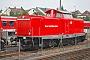 """MaK 1000293 - DB AG """"714 007-2"""" 01.07.2010 - FuldaMario Fliege"""