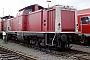 "MaK 1000296 - DB AG ""212 249-7"" 24.04.2000 Kaiserslautern,Bahnbetriebswerk [D] Ernst Lauer"