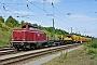 "MaK 1000296 - Inntalbahn ""212 249-7"" 20.07.2009 MünchenNordRbf [D] Kilian Lachenmayr"