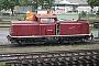 "MaK 1000296 - Lokomotion ""212 249-7"" 23.06.2011 - Aschaffenburg BW HafenanlageKristian Kier"