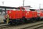 """MaK 1000297 - Railion """"262 005-2"""" 22.07.2008 - Nürnberg, HauptbahnhofMichael Mrugalla"""