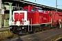 """MaK 1000298 - DB AG """"714 008-0"""" 18.03.2003 Kassel,Hauptbahnhof [D] Dietrich Bothe"""